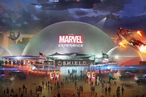Disney Continuing Theme Park Expansion With Marvel Land