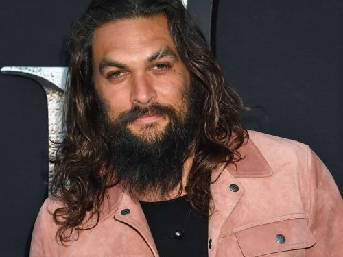 Jason Momoa Looks Completely Different Without His Khal Drogo Beard