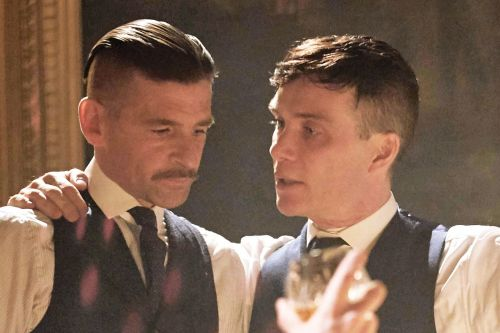 Cillian Murphy dishes on his trendy 'Peaky Blinders' haircut
