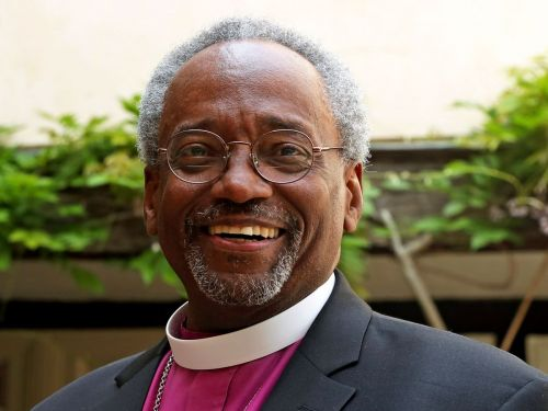 The Breakout Star Of The Royal Wedding Was Bishop Michael Curry's Fire Speech