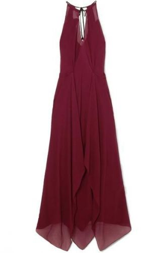 33 Burgundy Bridesmaid Dresses Perfect for a Fall Wedding