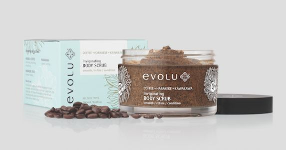 Get your caffeine hit with Evolu: The new must-have items to the natural skincare range