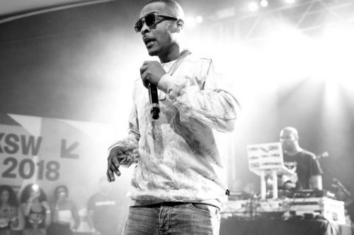 T.I. Slapped With Three Misdemeanor Charges