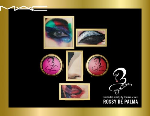 MAC x Rossy de Palma Collection for Fall/Winter 2017
