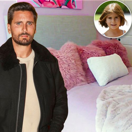 Scott Disick Gives Daughter Penelope Her Pink Fluffy Dream Room. and It Only Cost $20,000