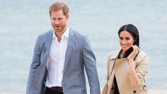 Woah, Baby! Meghan Markle And Prince Harry Reportedly Have A 'Long List' Of Baby Names Picked Out Already