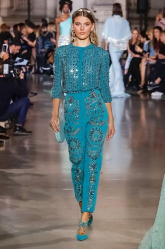 GEORGES HOBEIKA Haute couture Autumn winter 2017/18