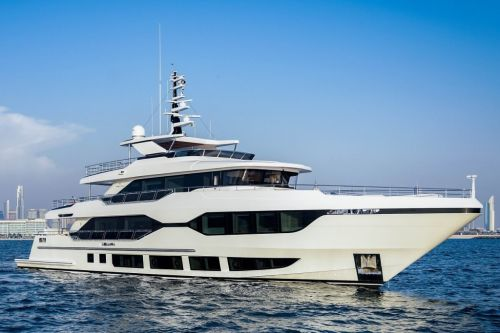 Gulf Craft Delivers Majesty 120