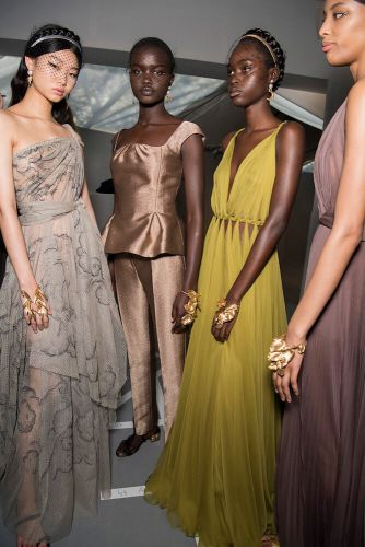 Dior: Couture SS20