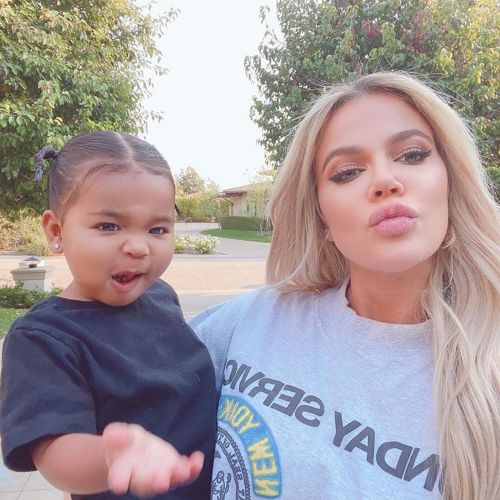 Dog Mom-To-Be? Khloé Kardashian Says She'll Be 'Ready' to Give True a Pet 'Soon'