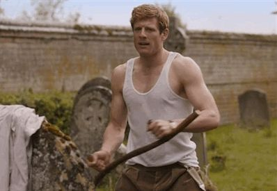 James Norton on Grantchester's Season Finale, Love Ultimatums, and Male Objectification