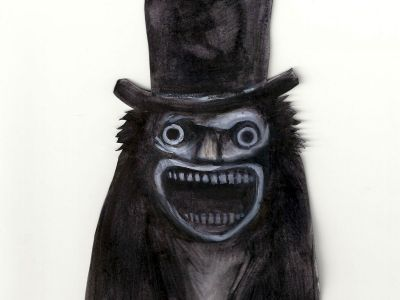 A Dildo Shaped Like The Babadook Exists & It's Terrifying