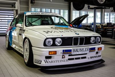 A Rare Look Inside BMW Group Classic