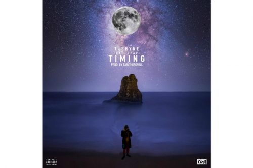 """YSL Rapper T-Shyne Shares New Single, """"Timing"""" Featuring 2 Papi"""