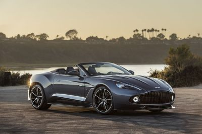 Aston Martin Officially Adds the Speedster and Shooting Brake to the Zagato Family