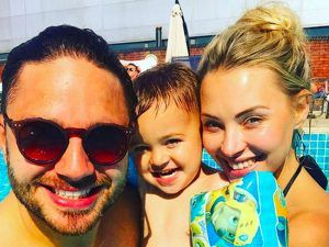 I'm A Celebrity's Adam Thomas Is Set To Become A Father Again
