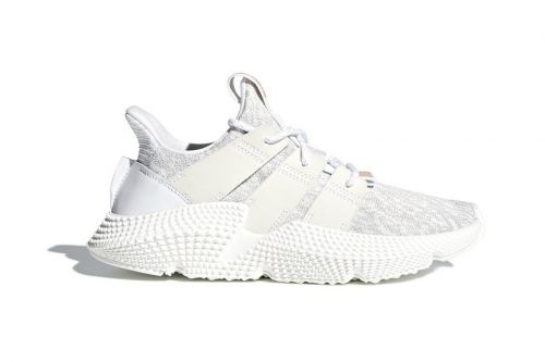 "Adidas Prophere ""Triple White"" Launches This Week"