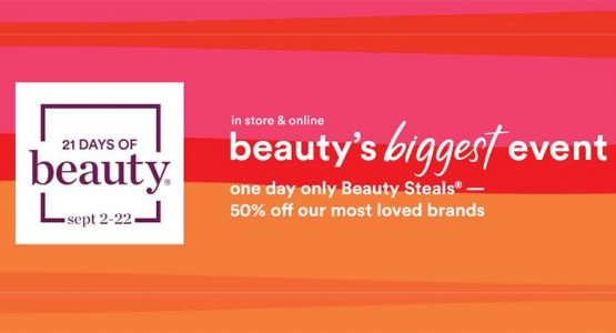 Ulta 21 Days of Beauty 2018 | Sale Info and Sale Dates