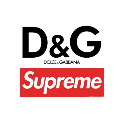 Supreme's next collaboration might be with Dolce and Gabbana