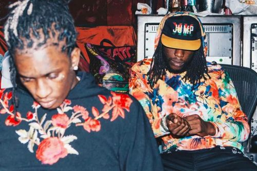 """Young Thug Hops on T-Shyne's New Song """"Side Steppin'"""""""