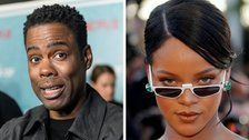 Chris Rock Says He Hit On Rihanna And She Put Him In The 'Uncle Zone'