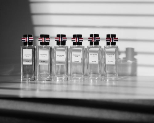 Ten Loves: Thom Browne's Debut Collection of Vetiver Fragrances