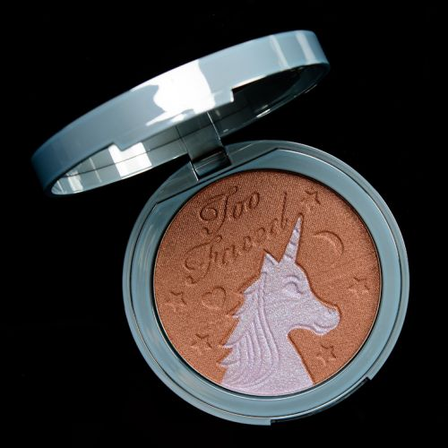 Too Faced Unicorn Tears Bronzer Review, Photos, Swatches