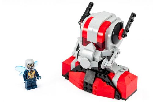 LEGO Reveals Exclusive San Diego Comic-Con 'Ant-Man and The Wasp' Set