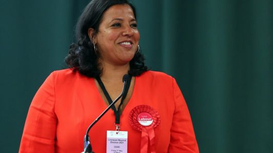 Meet Joanne Anderson. The First Black Woman Elected Mayor of a Major British City
