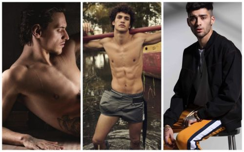 Week in Review: Sergei Polunin, Francisco Henriques, Zayn Malik + More
