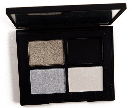 NARS Silver Screen Eyeshadow Quad Review & Swatches