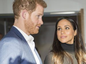 Meghan And Harry's Wedding 'Will Not Clash' With The Football, Guys