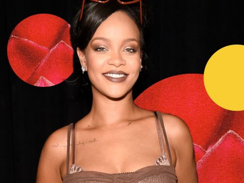 Rihanna Designed an Instagram Filter That Makes You Shine Bright Like a Diamond