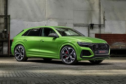 Audi's 592 BHP V8 Twin-Turbo RSQ8 SUV Is Here & It's Coming to America