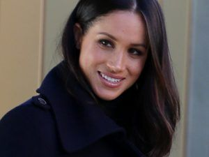 Will Meghan Markle Stick To Royal Tradition And Carry This Down The Aisle?