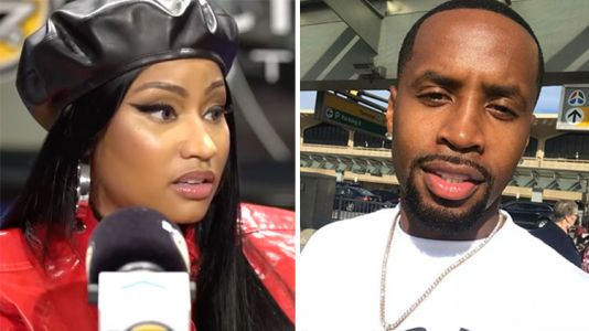 Nicki Minaj Puts Ex Safaree Samuels on Blast for Using Her and Tyga Gets Dragged Into Their Twitter Feud