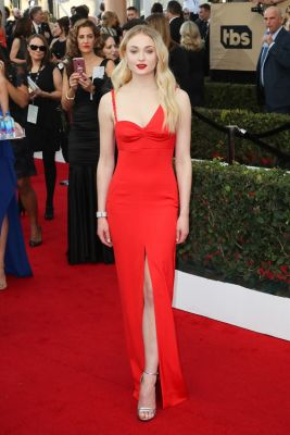 TheList: 10 Best Dressed On the SAG Awards Red CarpetSophie