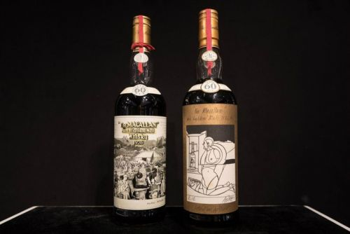 A $2.11 Million USD Whiskey Sets New World Record for Most Expensive Bottle