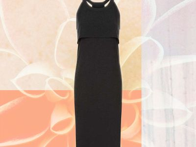 Get This Perfect Late-Summer LBD While You Still Can