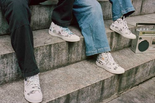 EXCLUSIVE: Chris Gibbs Discusses The Union x Converse Chuck Taylor All Star Hi