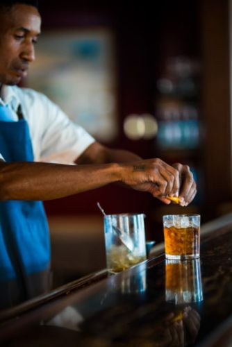 Cocktail of the Week: Rosewood Bermuda Old Fashioned