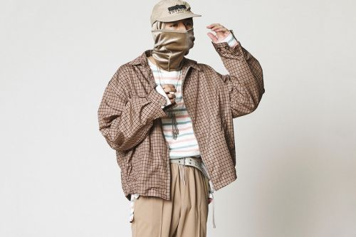 YSTRDY'S TMRRW Debuts Louche & Laid-Back SS19 Collection