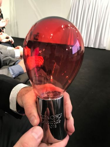 Breaking News: Celeb Luxury Colorwash Awarded 2018 Top Hair Product of the Year