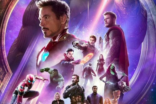 'Avengers: Infinity War' Passes $600 Million USD Domestic Box-Office Mark