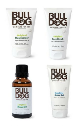 Bulldog Skincare gives a whole new meaning to 'Man's best friend!'