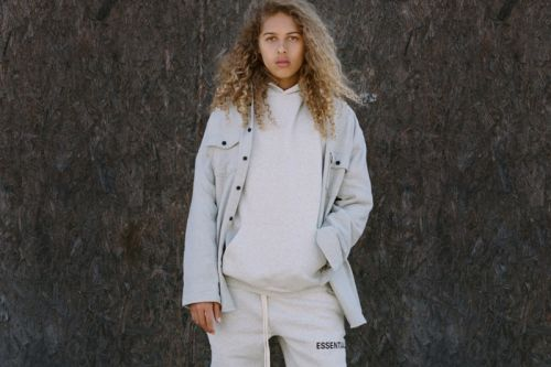 Fear of God Unveils Debut Lookbook for its ESSENTIALS Diffusion Line