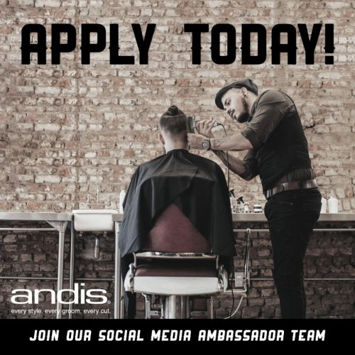Andis Accepting Applications for Social Media Ambassadors