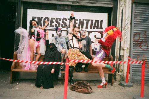 Drag magazine Louche explores new frontiers in queer performance