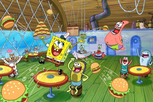 'Spongebob Squarepants' Spin-Off Series 'The Patrick Star Show' in the Works at Nickelodeon