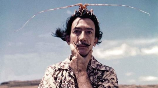 A Salvador Dalí lobster phone is looking for a buyer